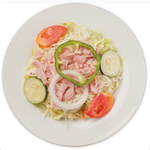 Ham & Cheese Salad